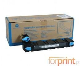 2 Cajas de residuos Original Konica Minolta A06X0Y3 ~ 36.000 Paginas