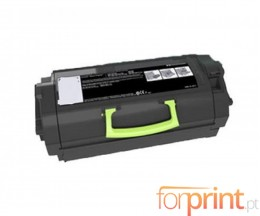 Cartucho de Toner Compatible Lexmark 53B2H00 Negro ~ 25.000 Paginas