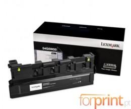 Caja de residuos Original Lexmark 54G0W00 ~ 90.000 Paginas