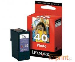 Cartucho de Tinta Original Lexmark 40 Colores Foto