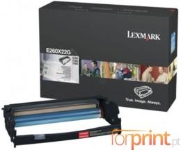Tambor de imagen Original Lexmark E260X22G Negro ~ 30.000 Paginas