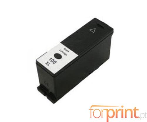 Cartucho de Tinta Compatible Lexmark 100 XL Negro 19ml