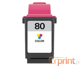 Cartucho de Tinta Compatible Lexmark 80 Colores 24ml