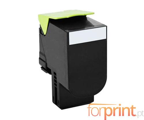 Cartucho de Toner Compatible Lexmark C544X1KG Negro ~ 6.000 Paginas