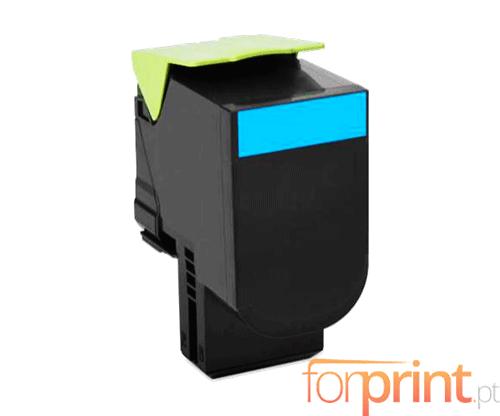 Cartucho de Toner Compatible Lexmark C544X1CG Cyan ~ 4.000 Paginas