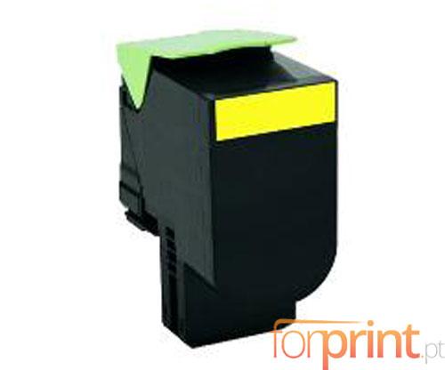 Cartucho de Toner Compatible Lexmark C544X1YG Amarillo ~ 4.000 Paginas