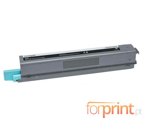 Cartucho de Toner Compatible Lexmark C925H2KG Negro ~ 8.500 Paginas
