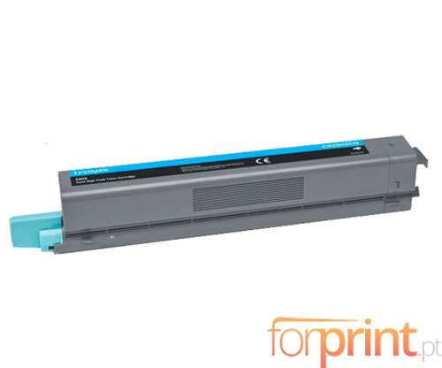 Cartucho de Toner Compatible Lexmark C925H2CG Cyan ~ 7.500 Paginas