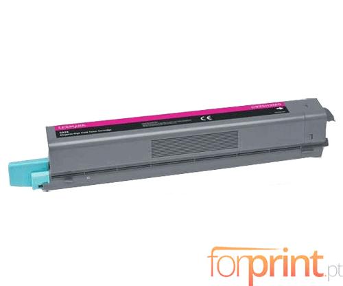 Cartucho de Toner Compatible Lexmark C925H2MG Magenta ~ 7.500 Paginas
