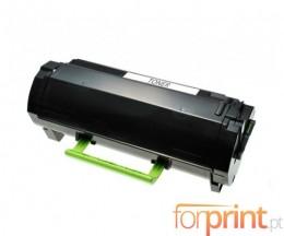 Cartucho de Toner Compatible Lexmark 502H Negro ~ 5.000 Paginas