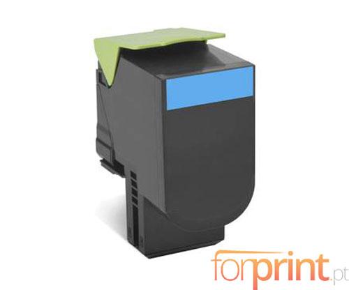 Cartucho de Toner Compatible Lexmark 702HC Cyan ~ 3.000 Paginas