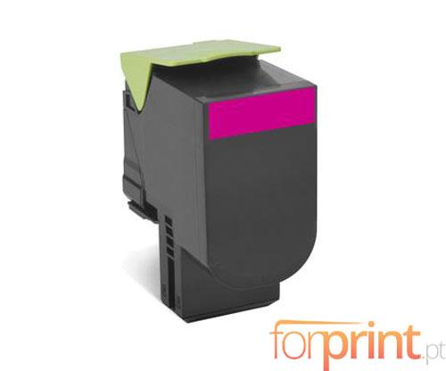 Cartucho de Toner Compatible Lexmark 702HM Magenta ~ 3.000 Paginas