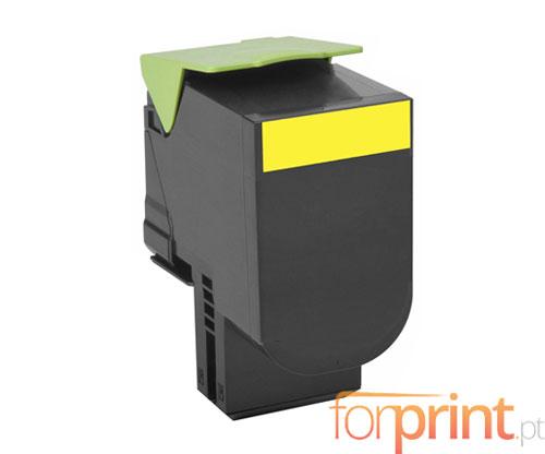 Cartucho de Toner Compatible Lexmark 702HY Amarillo ~ 3.000 Paginas