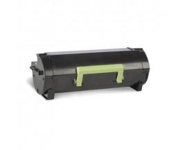 Cartucho de Toner Compatible Lexmark 60F2000 Negro ~ 2.500 Paginas