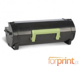Cartucho de Toner Compatible Lexmark 602H Negro ~ 10.000 Paginas