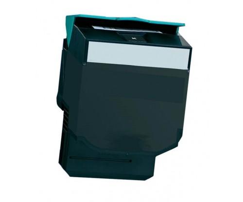 Cartucho de Toner Compatible Lexmark 802HK Negro ~ 4.000 Paginas