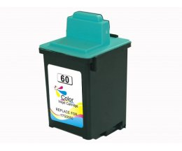 Cartucho de Tinta Compatible Lexmark 60 Colores 24ml
