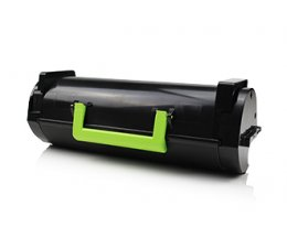 Cartucho de Toner Compatible Lexmark 512H Negro ~ 5.000 Paginas