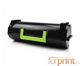 Cartucho de Toner Compatible Lexmark 602X Negro ~ 20.000 Paginas