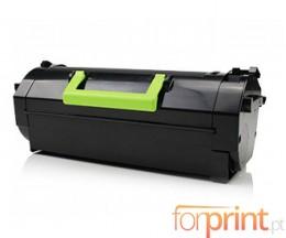 Cartucho de Toner Compatible Lexmark 522H Negro ~ 25.000 Paginas