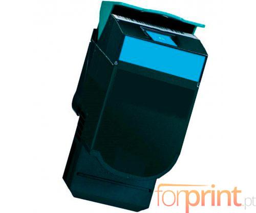 Cartucho de Toner Compatible Lexmark 802SC Cyan ~ 2.000 Paginas