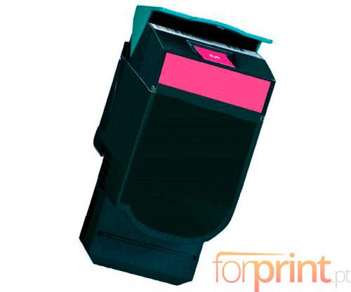 Cartucho de Toner Compatible Lexmark 802SM Magenta ~ 2.000 Paginas