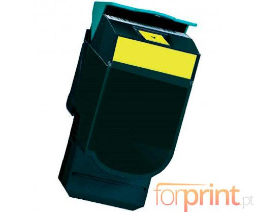 Cartucho de Toner Compatible Lexmark 802SY Amarillo ~ 2.000 Paginas