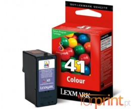Cartucho de Tinta Original Lexmark 41 Colores 10ml ~ 210 Paginas