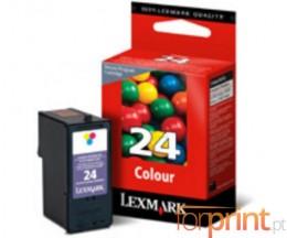 Cartucho de Tinta Original Lexmark 24 Colores ~ 190 Paginas