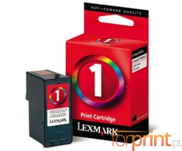 Cartucho de Tinta Original Lexmark 1 Colores ~ 130 Paginas