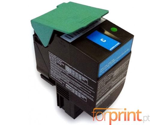 Cartucho de Toner Compatible Lexmark C540H1CG Cyan ~ 2.000 Paginas