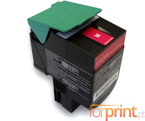 Cartucho de Toner Compatible Lexmark C540H1MG Magenta ~ 2.000 Paginas