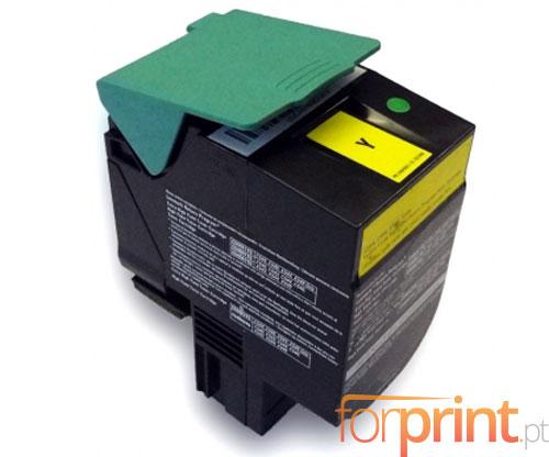 Cartucho de Toner Compatible Lexmark C540H1YG Amarillo ~ 2.000 Paginas
