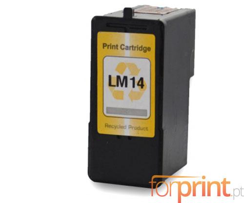 Cartucho de Tinta Compatible Lexmark 14 Negro 21ml