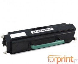 Cartucho de Toner Compatible Lexmark E230 Negro ~ 6.000 Paginas