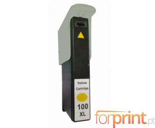 Cartucho de Tinta Compatible Lexmark 100 XL Amarillo 12.5ml