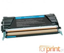Cartucho de Toner Compatible Lexmark C734A1CG Cyan ~ 6.000 Paginas