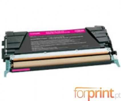 Cartucho de Toner Compatible Lexmark C734A1MG Magenta ~ 6.000 Paginas