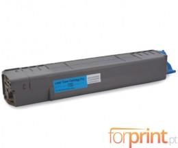Cartucho de Toner Compatible OKI 44059107 Cyan ~ 8.000 Paginas