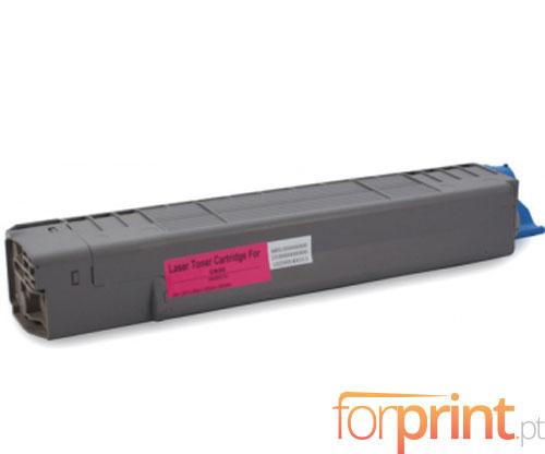Cartucho de Toner Compatible OKI 44059106 Magenta ~ 8.000 Paginas