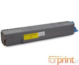 Cartucho de Toner Compatible OKI 44059105 Amarillo ~ 8.000 Paginas