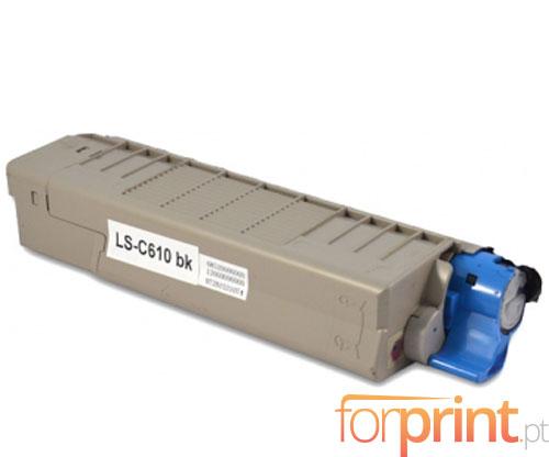 Cartucho de Toner Compatible OKI 44315308 Negro ~ 8.000 Paginas
