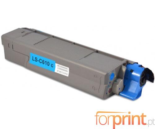 Cartucho de Toner Compatible OKI 44315307 Cyan ~ 6.000 Paginas