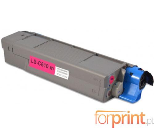 Cartucho de Toner Compatible OKI 44315306 Magenta ~ 6.000 Paginas