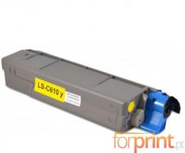 Cartucho de Toner Compatible OKI 44315305 Amarillo ~ 6.000 Paginas