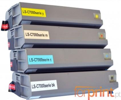 4 Cartuchos de Toneres Compatibles, OKI 413042XX ~ 10.000 Paginas