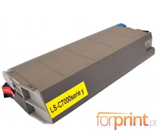Cartucho de Toner Compatible OKI 41304209 Amarillo ~ 10.000 Paginas