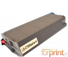 Cartucho de Toner Compatible OKI 41304210 Magenta ~ 10.000 Paginas