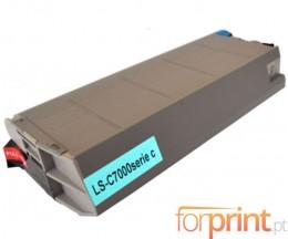 Cartucho de Toner Compatible OKI 41304211 Cyan ~ 10.000 Paginas