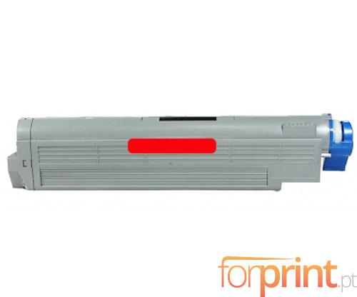 Cartucho de Toner Compatible OKI 42918914 Magenta ~ 15.000 Paginas